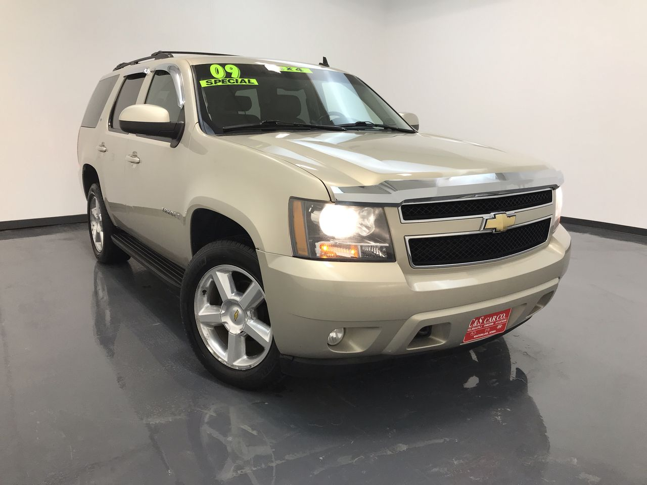 2009 Chevrolet Tahoe 4D SUV 4WD  - 16083  - C & S Car Company