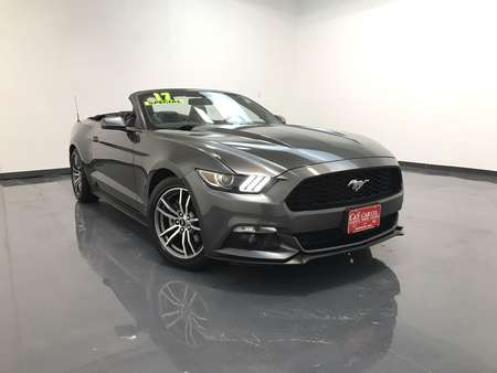 2017 Ford Mustang Convertible EcoBoost for Sale  - SB8345A  - C & S Car Company