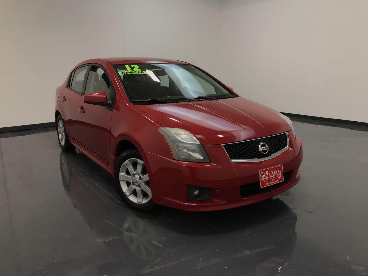 2012 Nissan Sentra SR  - HY8034A  - C & S Car Company