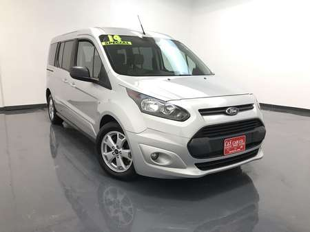 2014 Ford Transit Connect Wagon XLT LWB for Sale  - SB7734B  - C & S Car Company