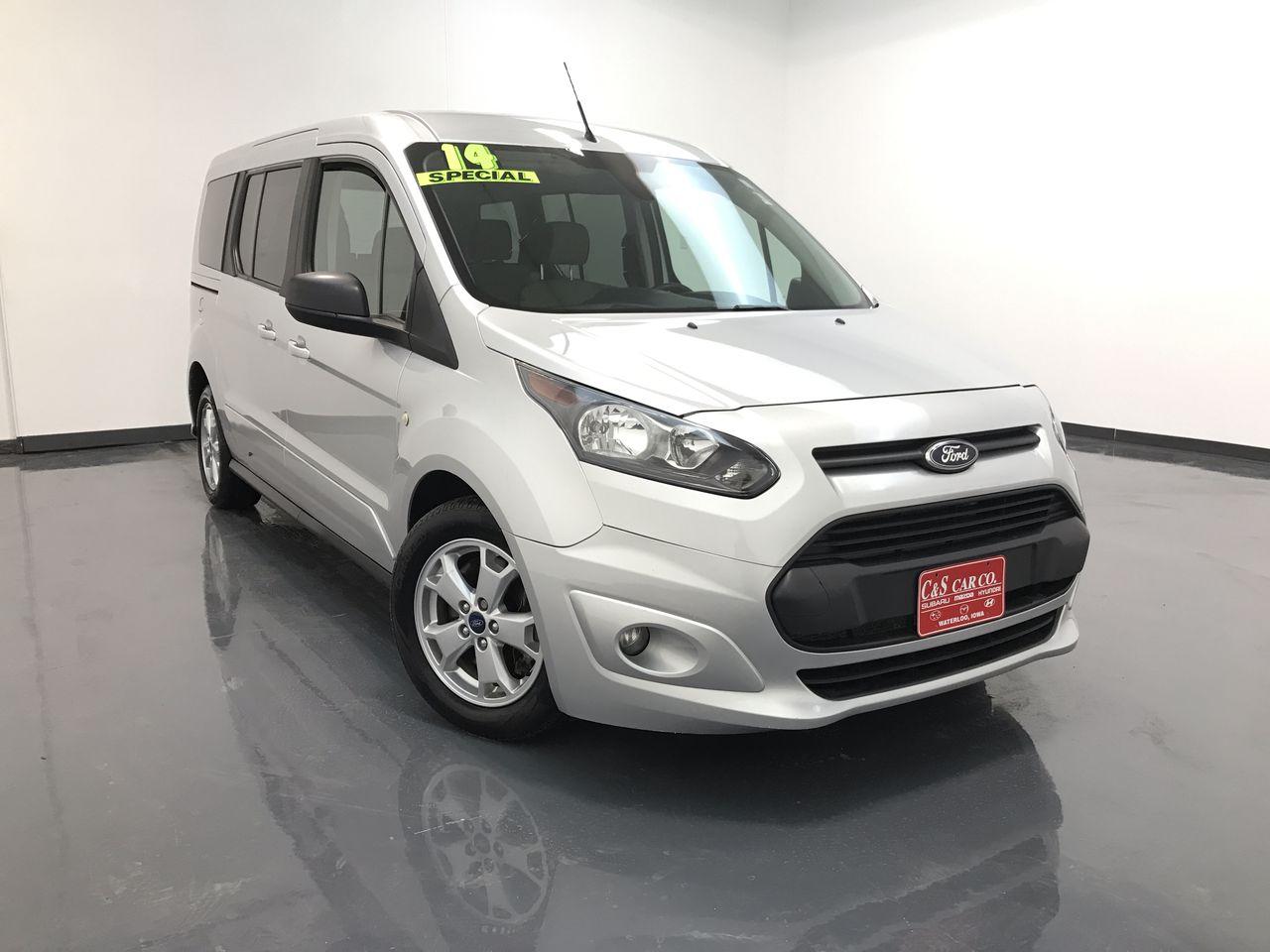 2014 Ford Transit Connect Wagon XLT LWB  - SB7734B  - C & S Car Company