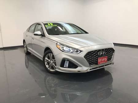 2019 Hyundai Sonata Limited for Sale  - HY8328A  - C & S Car Company