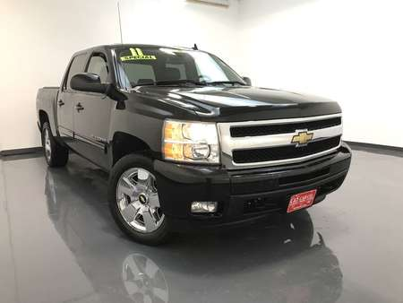 2011 Chevrolet Silverado 1500 LTZ CREW 4WD for Sale  - 16002A2  - C & S Car Company