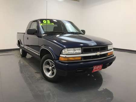 2003 Chevrolet S10 LS Ext Cab for Sale  - 16062A  - C & S Car Company