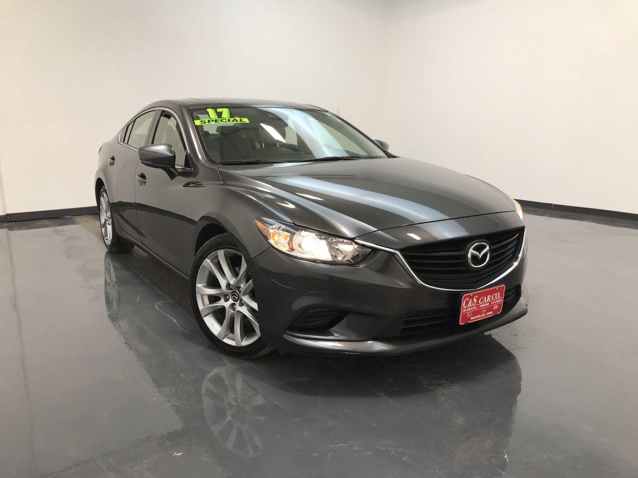 2017 Mazda Mazda6 Touring  - SB8503A  - C & S Car Company
