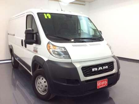2019 Ram ProMaster Cargo Van Cargo Van 136 WB for Sale  - 16089  - C & S Car Company