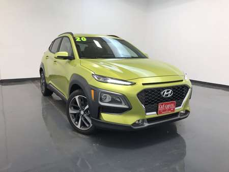 2020 Hyundai kona Limited AWD for Sale  - HY8368  - C & S Car Company