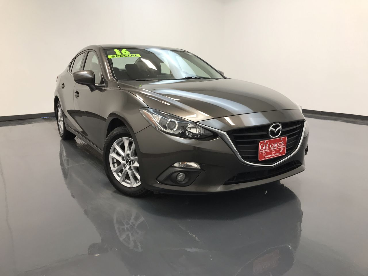 2016 Mazda Mazda3 i Touring  - SB8544A  - C & S Car Company