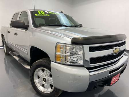 2010 Chevrolet Silverado 1500 Crew Cab 4WD for Sale  - 15996A1  - C & S Car Company