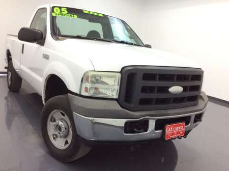 2005 Ford F-250 Reg Cab 4WD for Sale  - 15996A2  - C & S Car Company