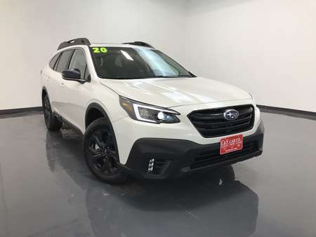 2020 Subaru Outback Onyx XT w/ Eyesight for Sale  - SB8558  - C & S Car Company