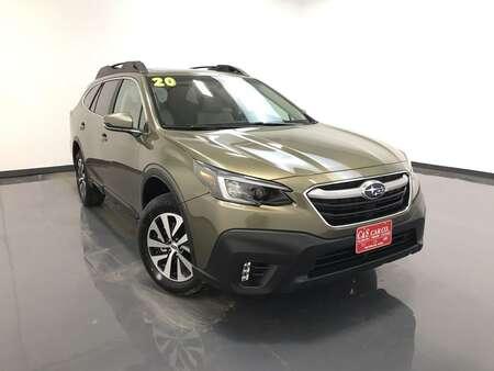 2020 Subaru Outback Premium 2.5i w/ Eyesight for Sale  - SB8556  - C & S Car Company