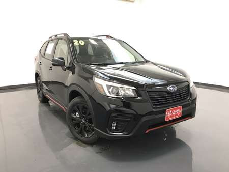 2020 Subaru Forester Sport 2.5i w/ Eyesight for Sale  - SB8553  - C & S Car Company