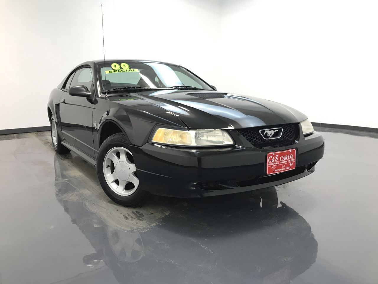 2000 Ford Mustang 2 dr, 5 speed  - 15688B  - C & S Car Company