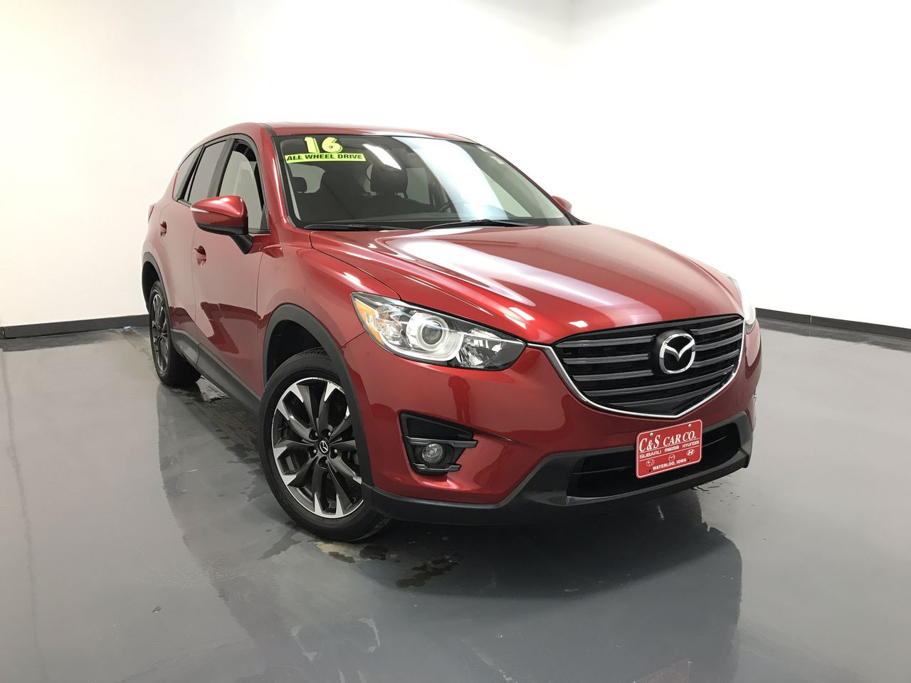 2016 Mazda CX-5 Grand Touring AWD  - 16006A  - C & S Car Company