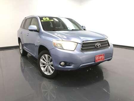 2008 Toyota Highlander Hybrid Limited for Sale  - RX16461  - C & S Car Company