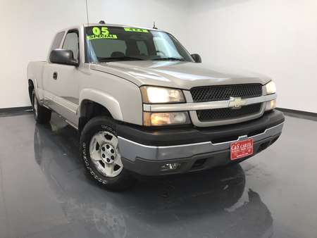 2005 Chevrolet Silverado 1500 4WD Z71 for Sale  - 15989A  - C & S Car Company