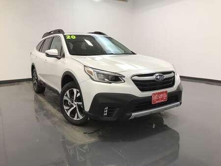 2020 Subaru Outback Limited 2.5i w/ Eyesight for Sale  - SB8572  - C & S Car Company