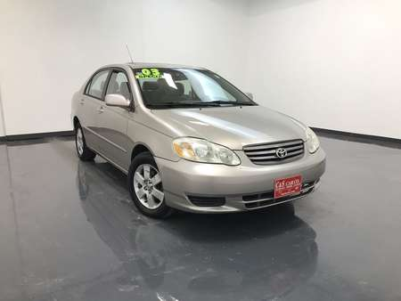 2003 Toyota Corolla  for Sale  - SB8535A2  - C & S Car Company
