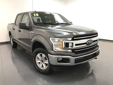2018 Ford F-150 XLT SuperCrew 4WD for Sale  - 16114  - C & S Car Company