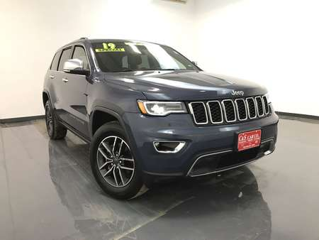 2019 Jeep Grand Cherokee Limited 4WD for Sale  - 16113  - C & S Car Company
