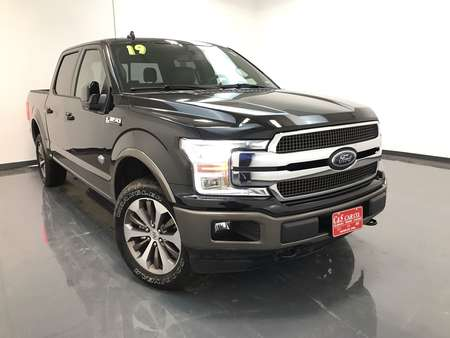 2019 Ford F-150 King Ranch SuperCrew for Sale  - 16102  - C & S Car Company