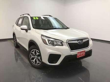 2020 Subaru Forester Premium 2.5i w/ Eyesight for Sale  - SB8579  - C & S Car Company