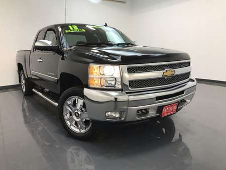 2013 Chevrolet Silverado 1500 LT 4WD for Sale  - 16093A  - C & S Car Company