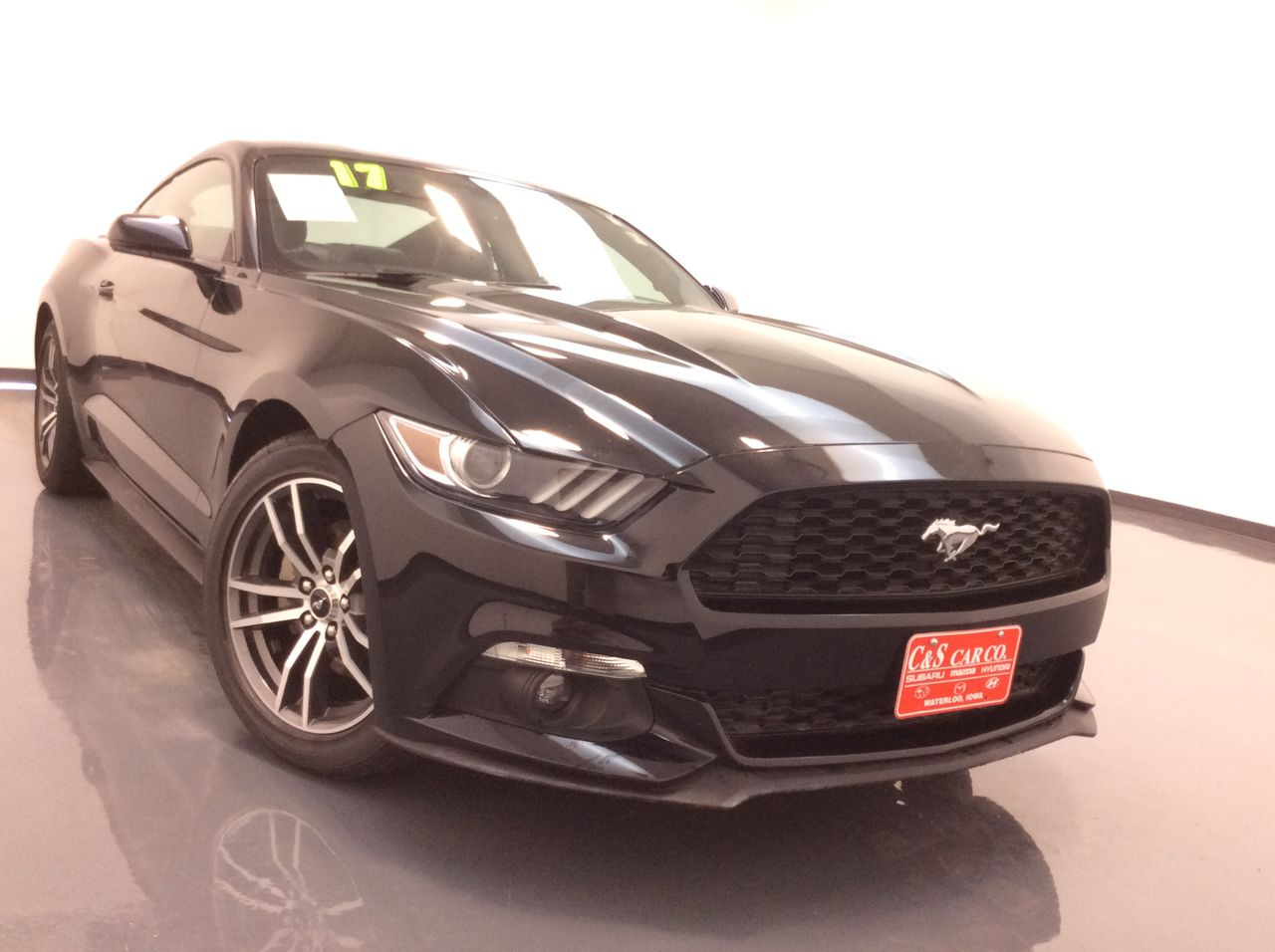 2017 Ford Mustang 2D Coupe  - HY8363A  - C & S Car Company
