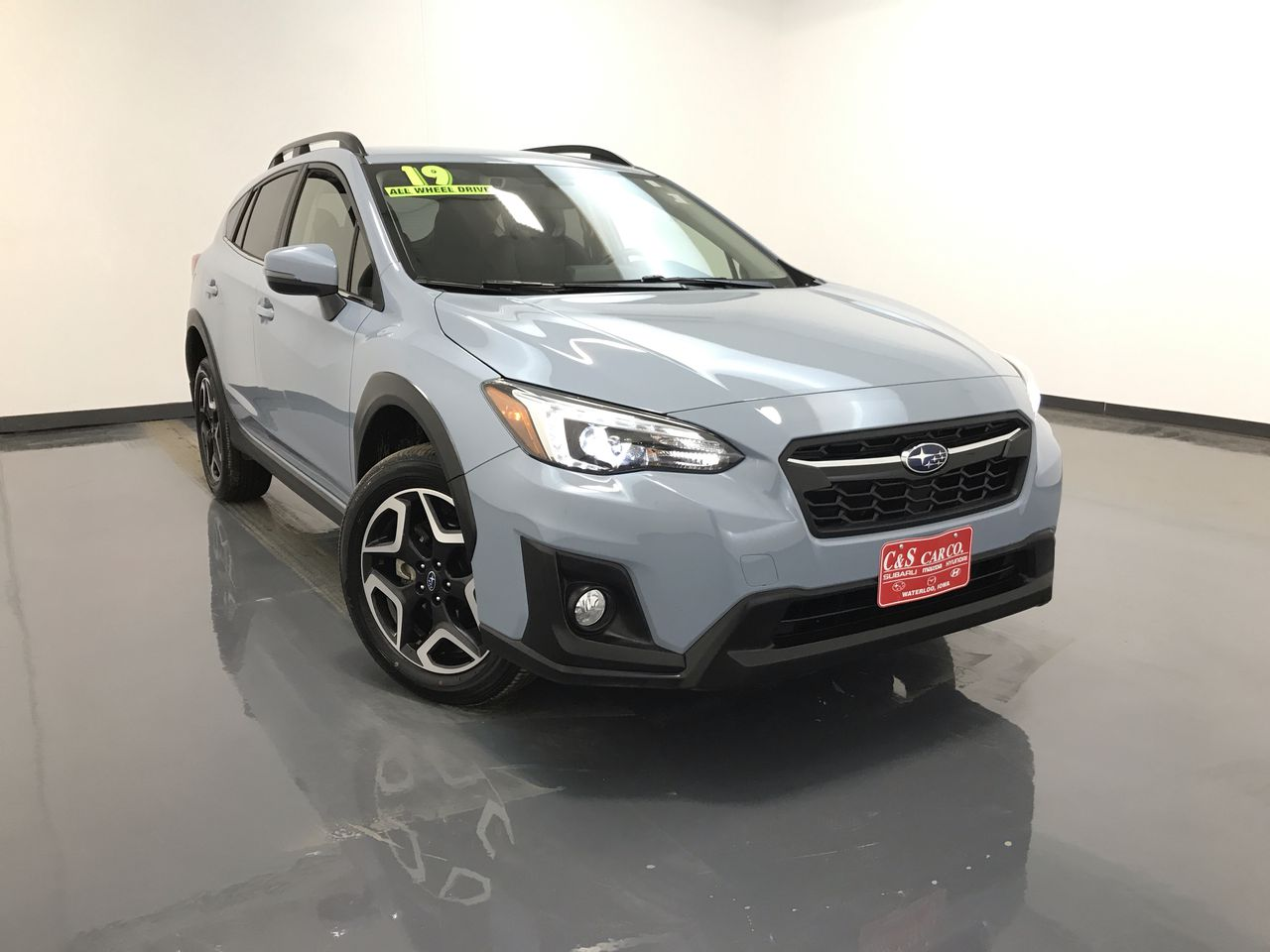 2019 Subaru Crosstrek 2.0i Limited w/ Eyesight  - SB8582A  - C & S Car Company
