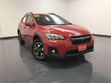 2020 Subaru Crosstrek Premium 2.0i w/ Eyesight for Sale  - SB8595  - C & S Car Company