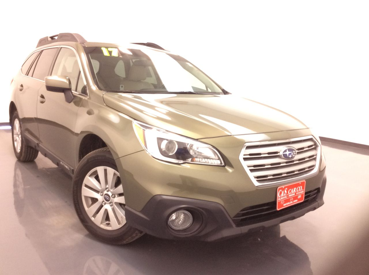 2017 Subaru Outback 4D Wagon  - SB8560A  - C & S Car Company
