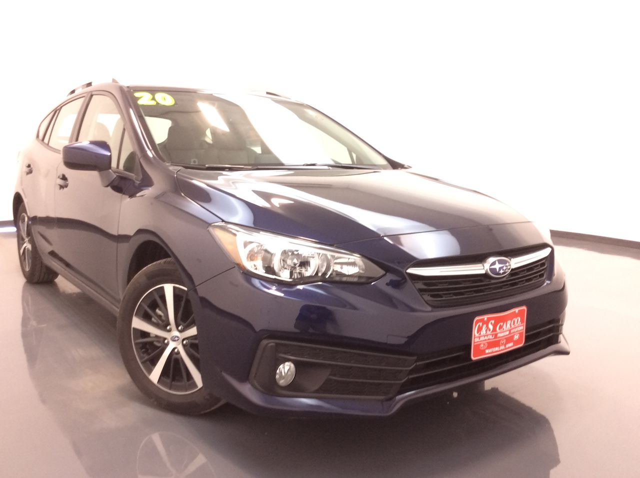 2020 Subaru Impreza  - SC8613  - C & S Car Company