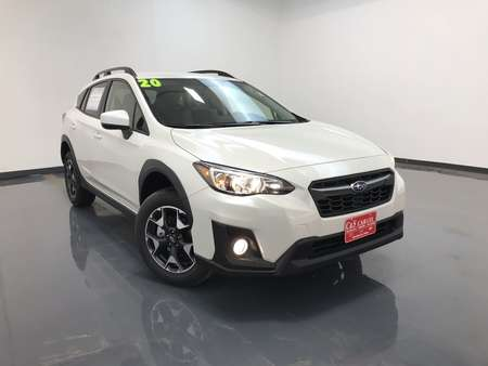 2020 Subaru Crosstrek Premium w/ Eyesight for Sale  - SB8604  - C & S Car Company