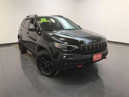 2019 Jeep Cherokee TrailHawk 4X4 for Sale  - MA3211A  - C & S Car Company
