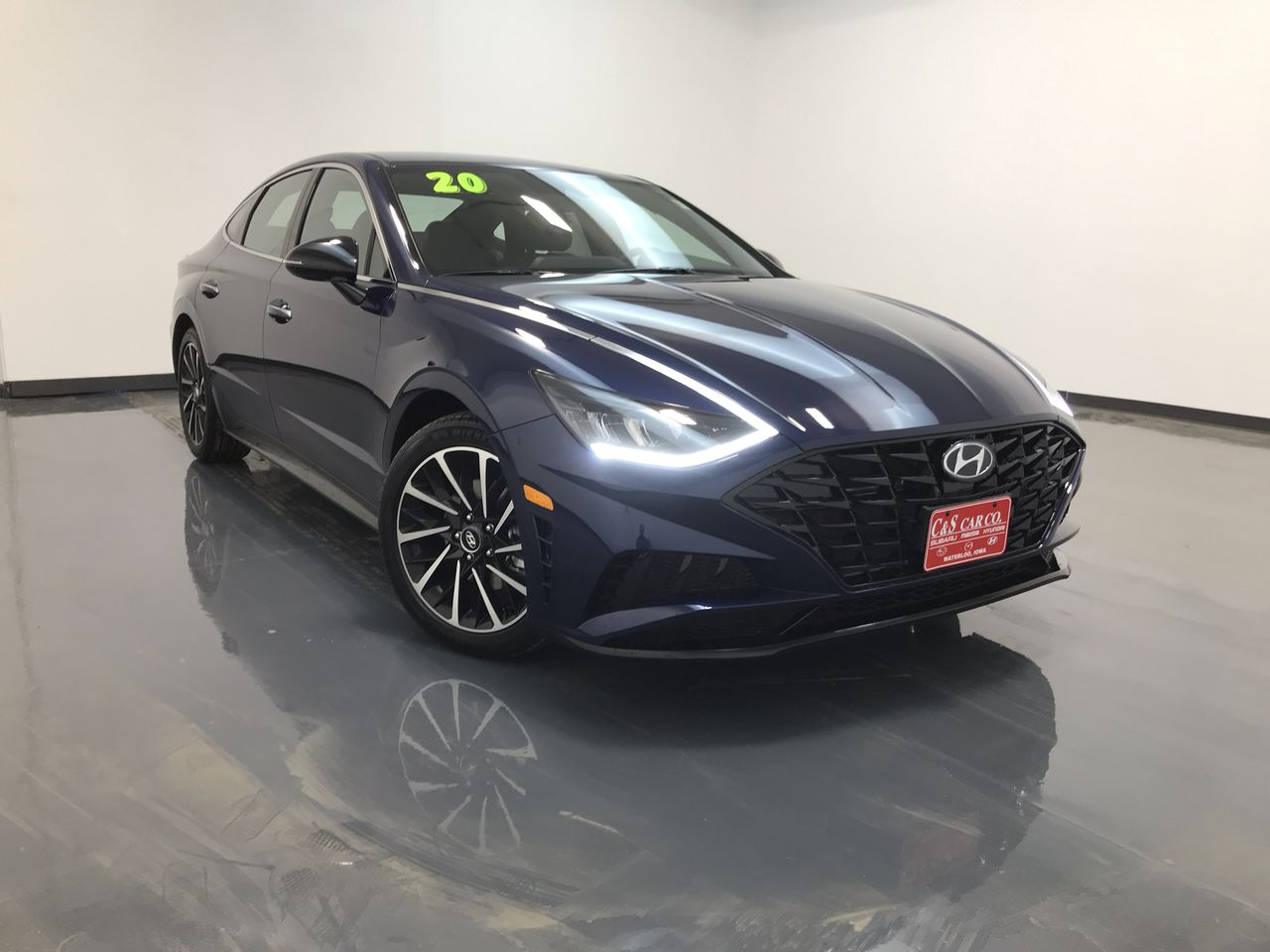 2020 Hyundai Sonata SEL Plus  - HY8385  - C & S Car Company