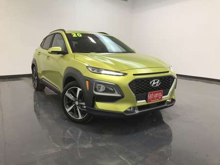 2020 Hyundai kona Ultimate AWD for Sale  - HY8383  - C & S Car Company