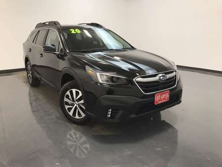 2020 Subaru Outback Premium 2.5i w/ Eyesight for Sale  - SC8630  - C & S Car Company