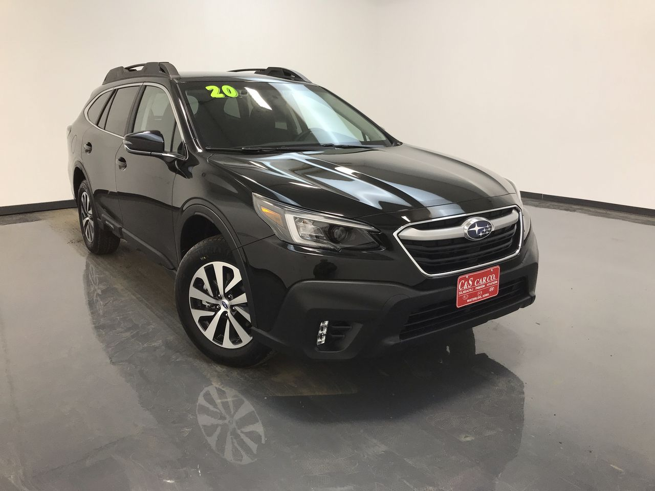 2020 Subaru Outback Premium 2.5i w/ Eyesight  - SC8630  - C & S Car Company