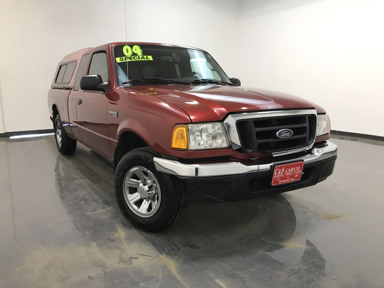 2004 Ford Ranger Super cab  - HY8277C  - C & S Car Company