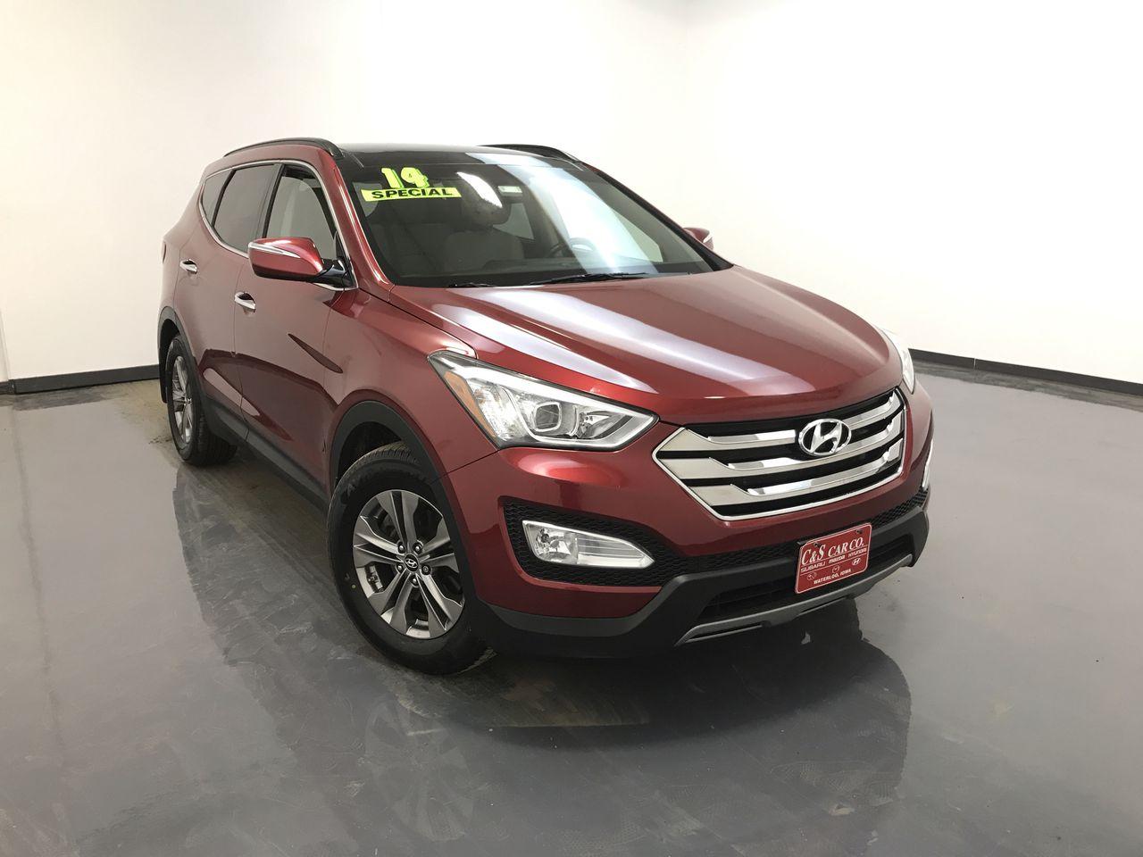 2014 Hyundai Santa Fe Sport Sport  - 16156  - C & S Car Company