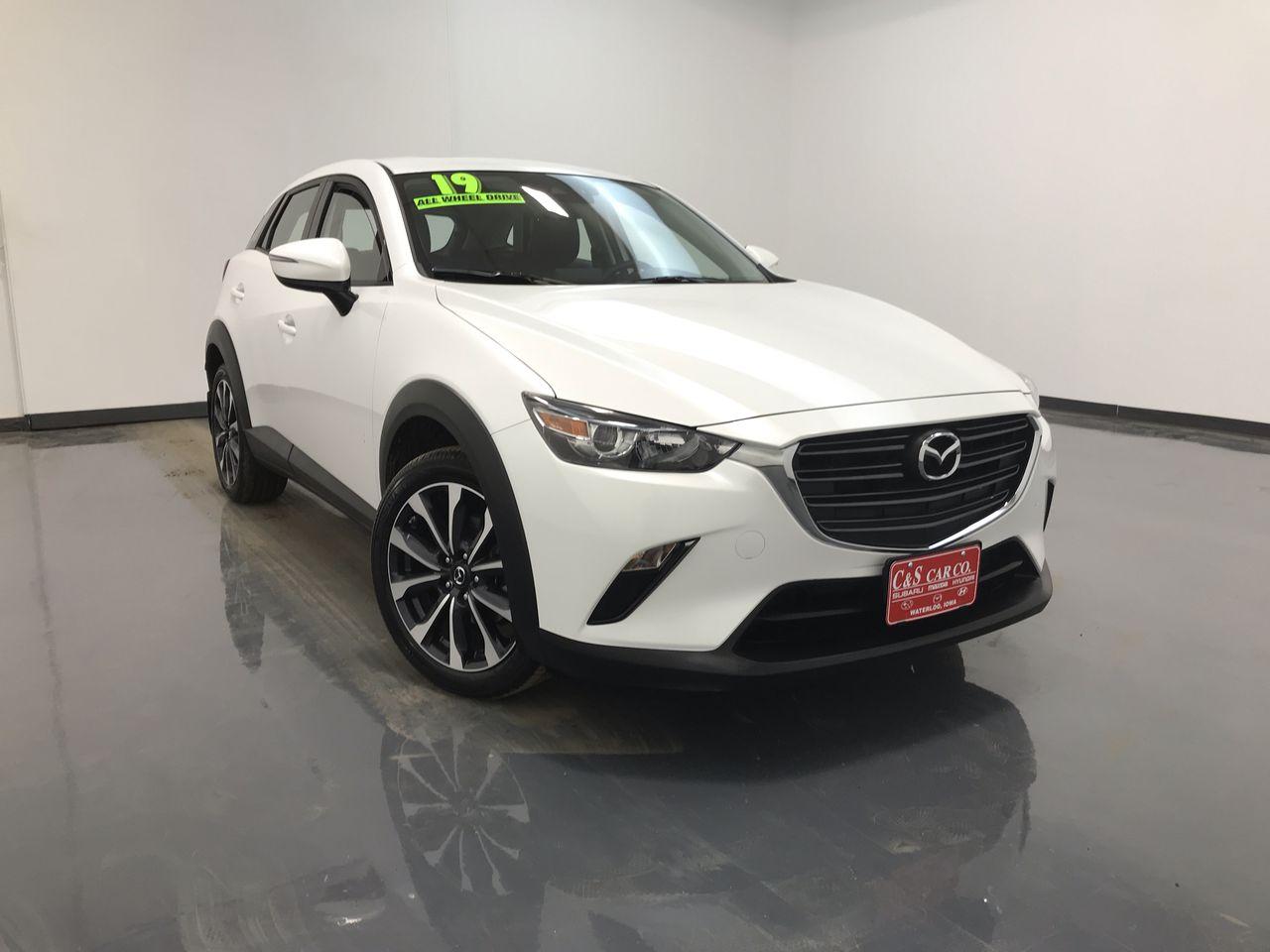 2019 Mazda CX-3 Touring AWD  - 16158  - C & S Car Company