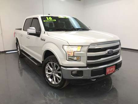 2016 Ford F-150 Lariat 4WD for Sale  - 16008A  - C & S Car Company