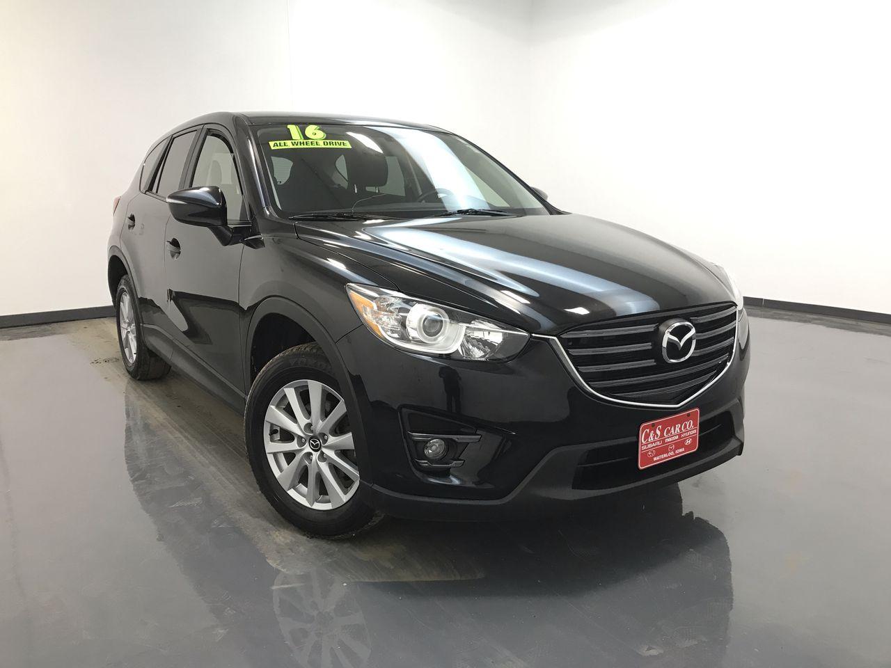 2016 Mazda CX-5 Touring  - HY8260A  - C & S Car Company