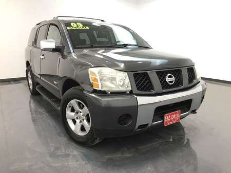 2005 Nissan Armada SE 4WD for Sale  - HY8374B  - C & S Car Company