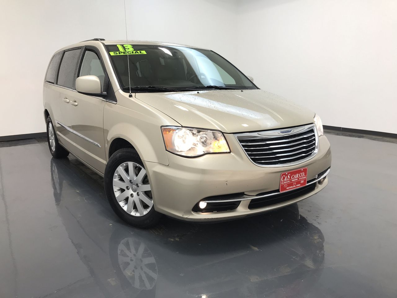 2013 Chrysler Town & Country  - C & S Car Company