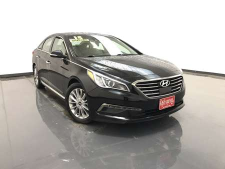 2015 Hyundai Sonata Limited for Sale  - HY8255A  - C & S Car Company