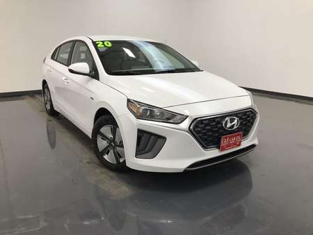 2020 Hyundai Ioniq Hybrid HEV BLUE for Sale  - HY8392  - C & S Car Company