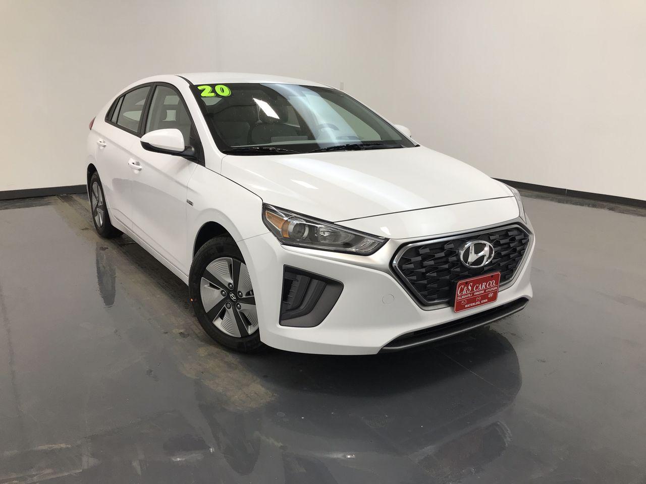 2020 Hyundai Ioniq Hybrid  - C & S Car Company