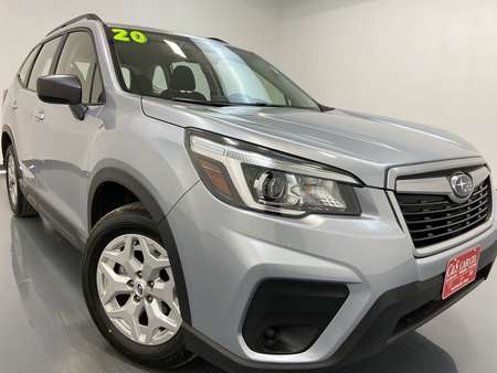 2020 Subaru Forester 2.5i for Sale  - SC8647  - C & S Car Company